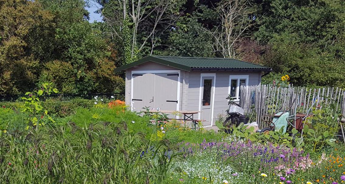 Duurzame Buitenbeits voor tuinhuis, woning of blokhut