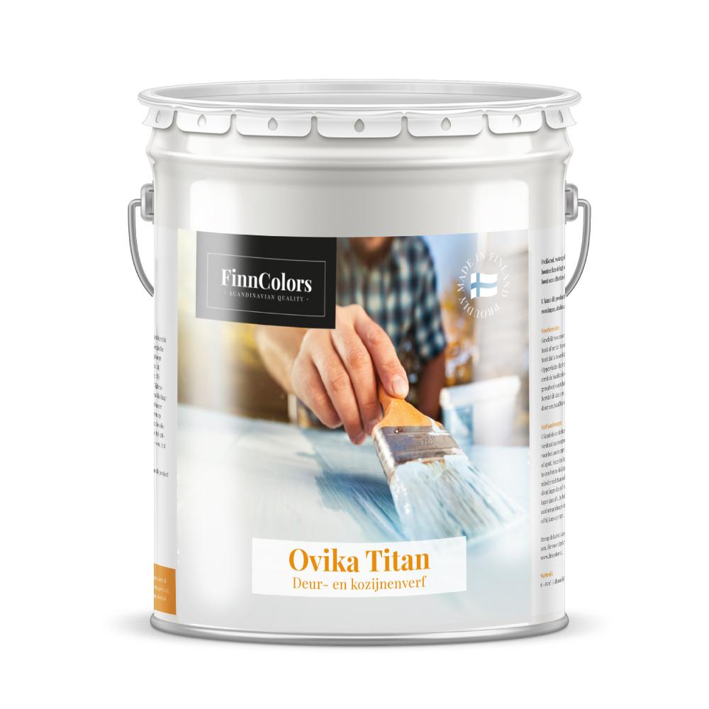 Ovika Titan finse kwaliteit verf hoge kwaliteit